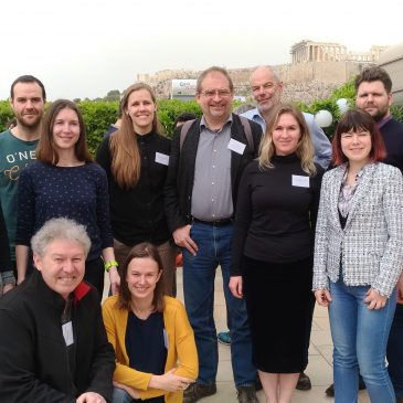 Marine Research Institute scientists participated in European Coastal Lagoons Symposium EUROLAG