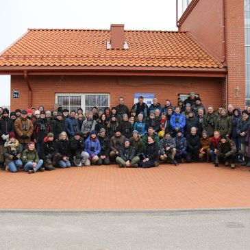Report of the 18<sup>th</sup> Conference of Goose Specialist Group at Klaipeda University
