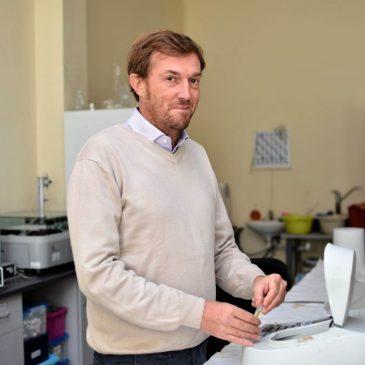 Italijos mokslininką žavi lietuvių studentų smalsumas ir motyvacija