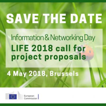 LIFE Informacinė diena 2018