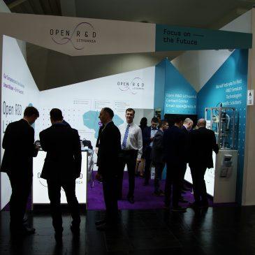 """Tarptautinė pramonės technologijų paroda """"Hannover Messe 2018"""""""
