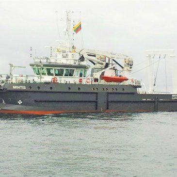 Unikalus Lietuvos mokslinių tyrimų laivas, kurio dabar reikia visame pasaulyje
