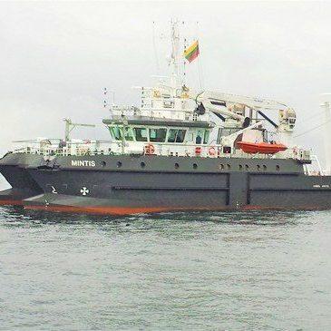 Dėl povandeninio triukšmo Baltijos jūroje – nauji moksliniai tyrimai