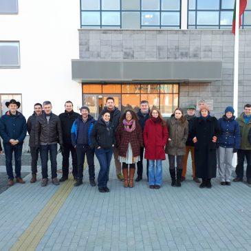 Baltijos jūros paukščių gausumo mažėjimo priežastys aptartos Klaipėdoje