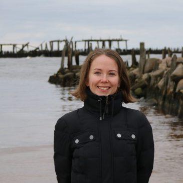 Dalintis rūpesčiais: Jūrų ekologė dr. Rasa Morkūnė